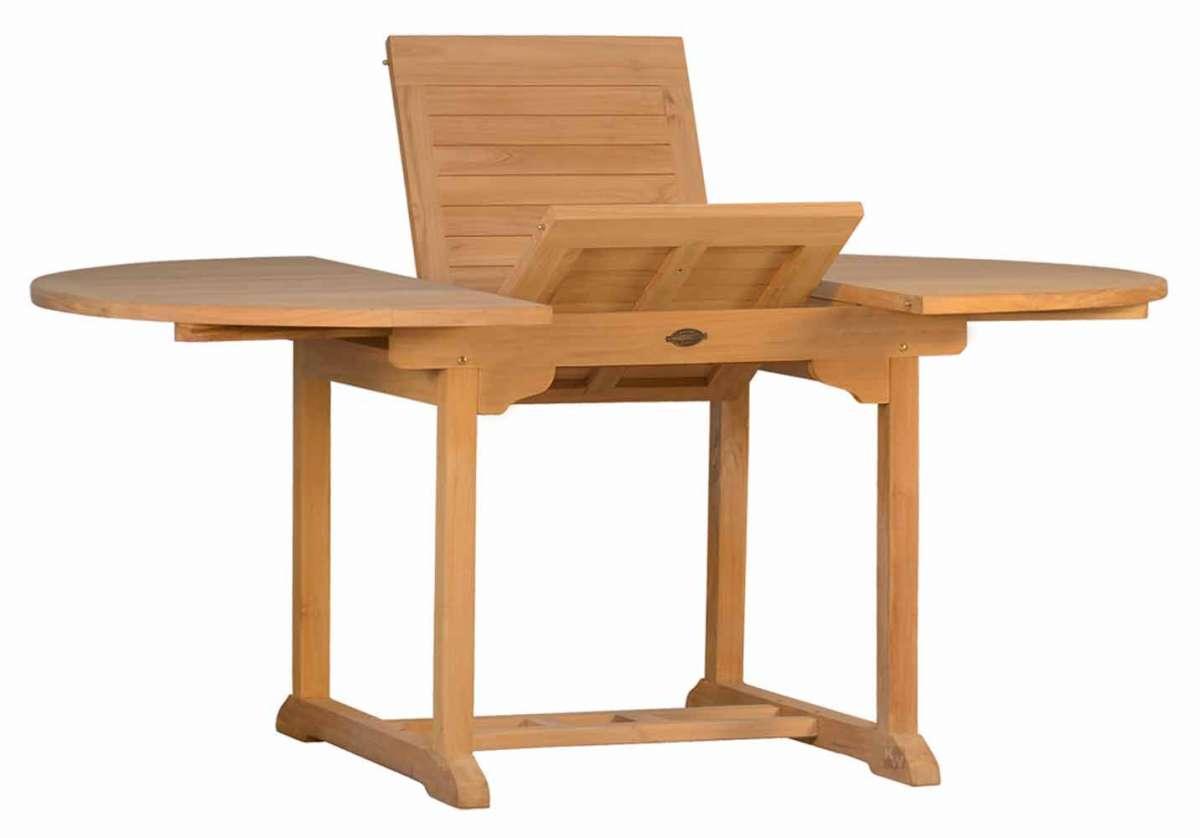 teak ausziehtische teak tisch ausziehbar gartentisch teak gartenm bel kai wiechmann. Black Bedroom Furniture Sets. Home Design Ideas