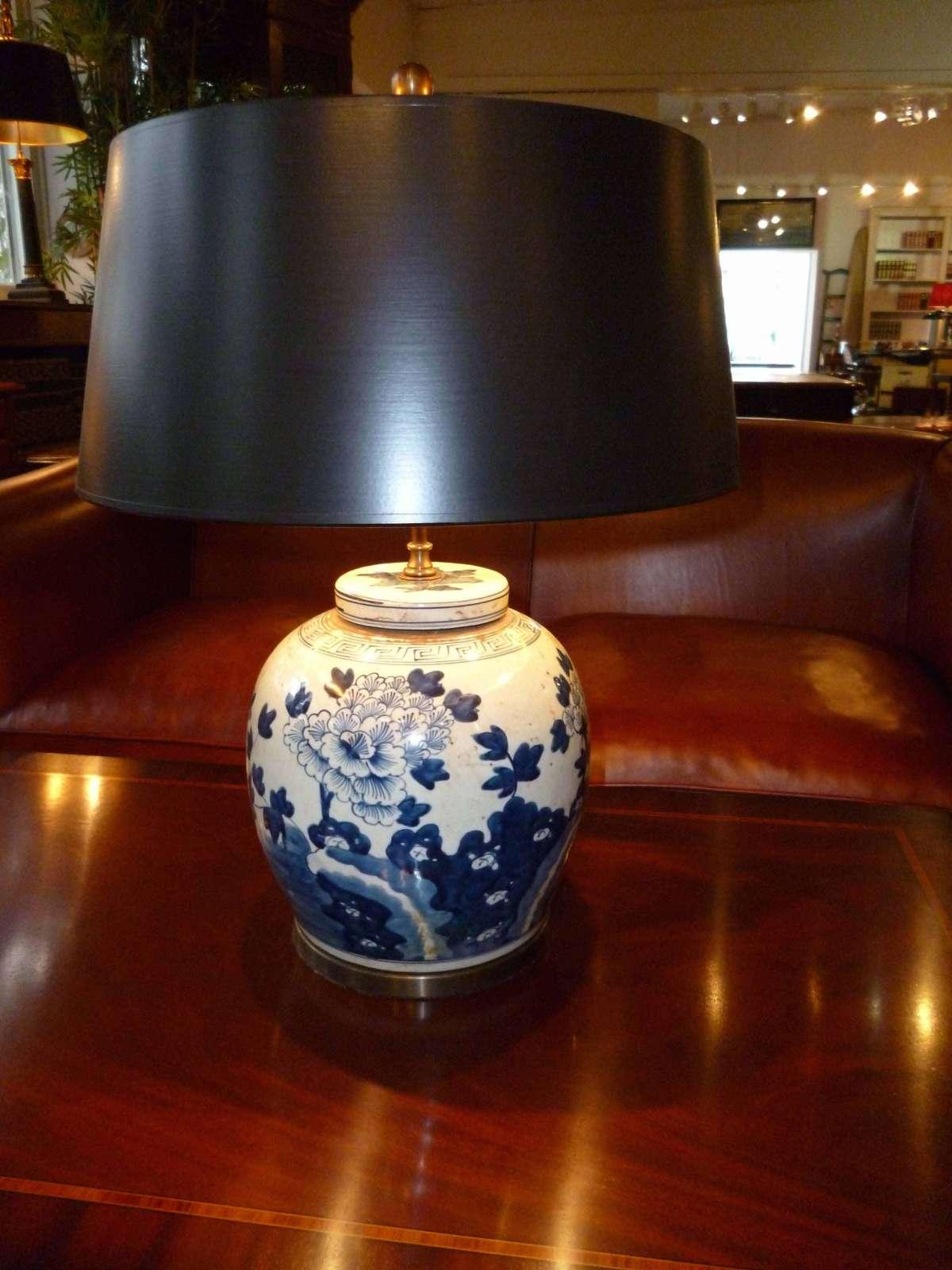 chinesische vasenlampe lampen von kai. Black Bedroom Furniture Sets. Home Design Ideas