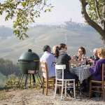 Big Green Egg XLarge in Aktion