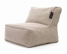 Lounge Sessel Dotty Sitz beige