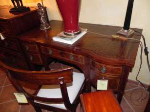 Ladies Desk Mahagoni