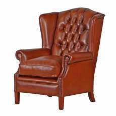 Chesterfield Wing Chair sofort lieferbar!