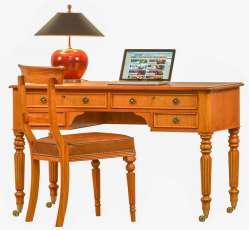 Victorian Writing Table Eibe