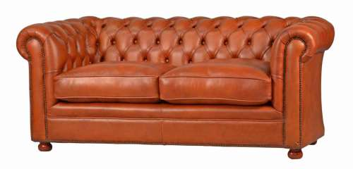 Chesterfield Sofa Philip 2,5-seat