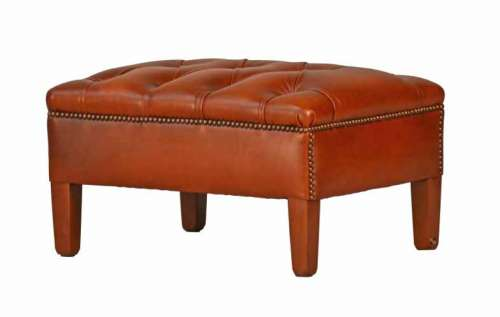 Chesterfield Hocker Philip