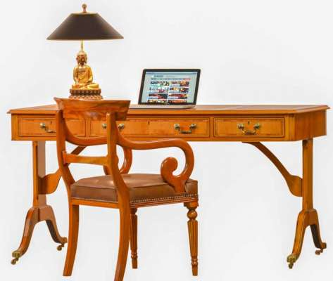 Writing Table  Henry Eibe