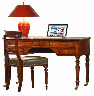 Victorian Writing Table Mahagoni