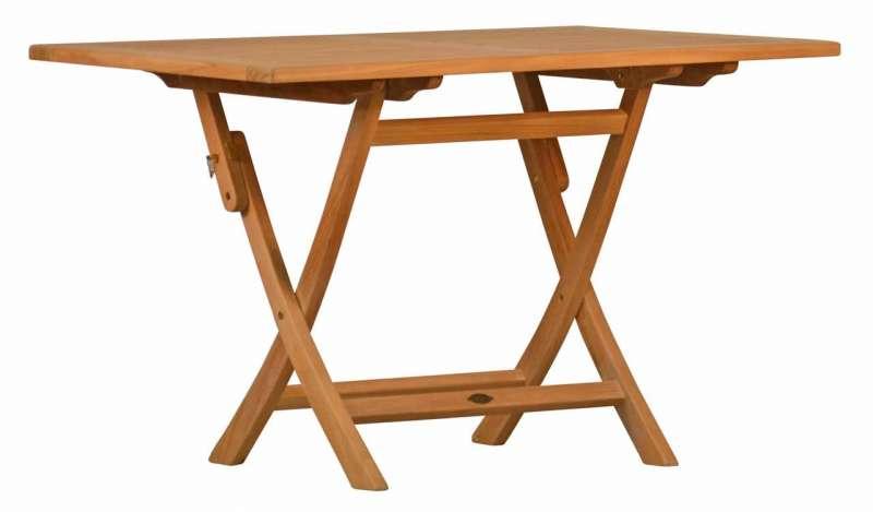 Tisch Aus Premiumteakholz Perfekt Bis Ins Kleinste Detail