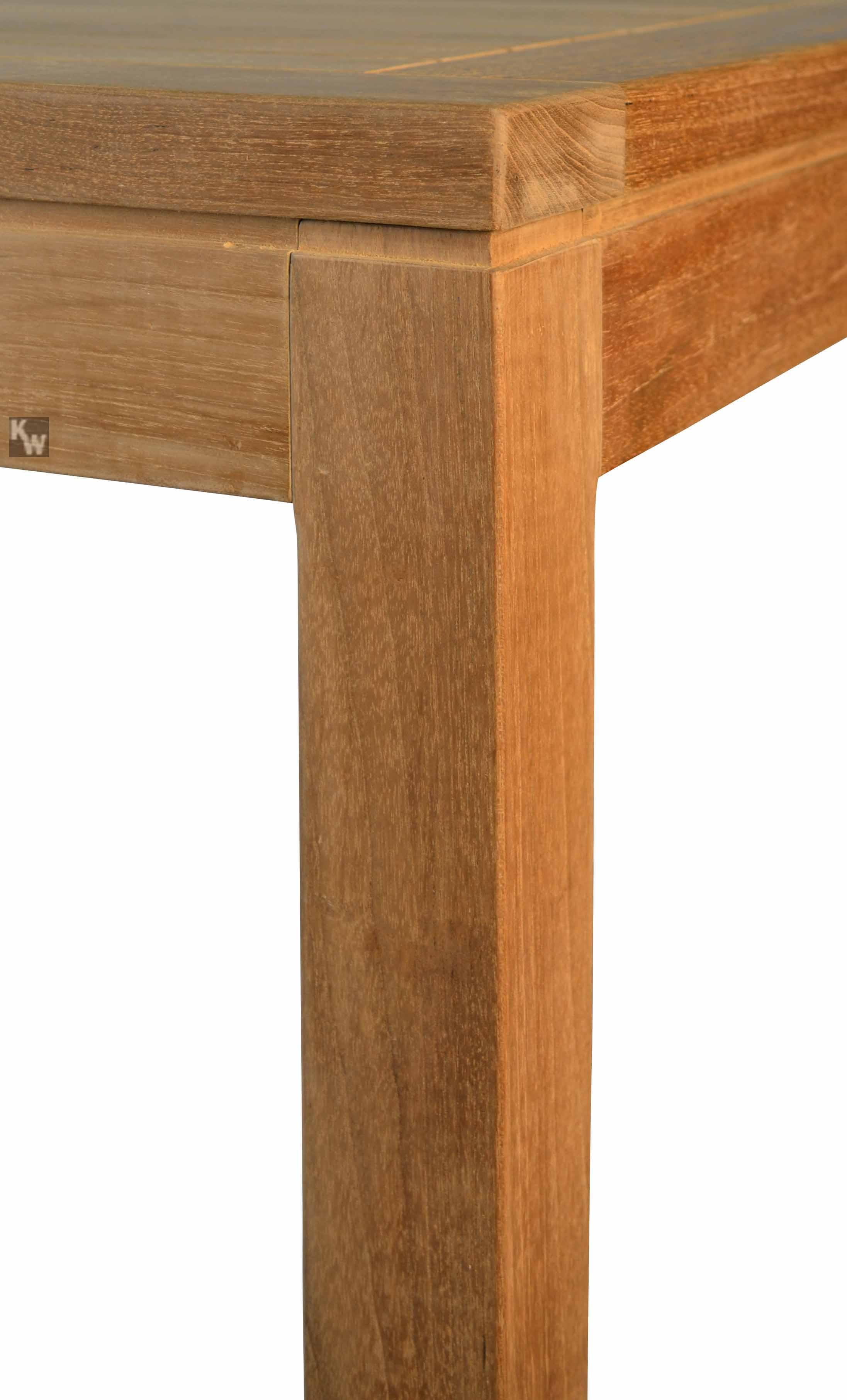 tisch notting hill teak gartenm bel von kai. Black Bedroom Furniture Sets. Home Design Ideas