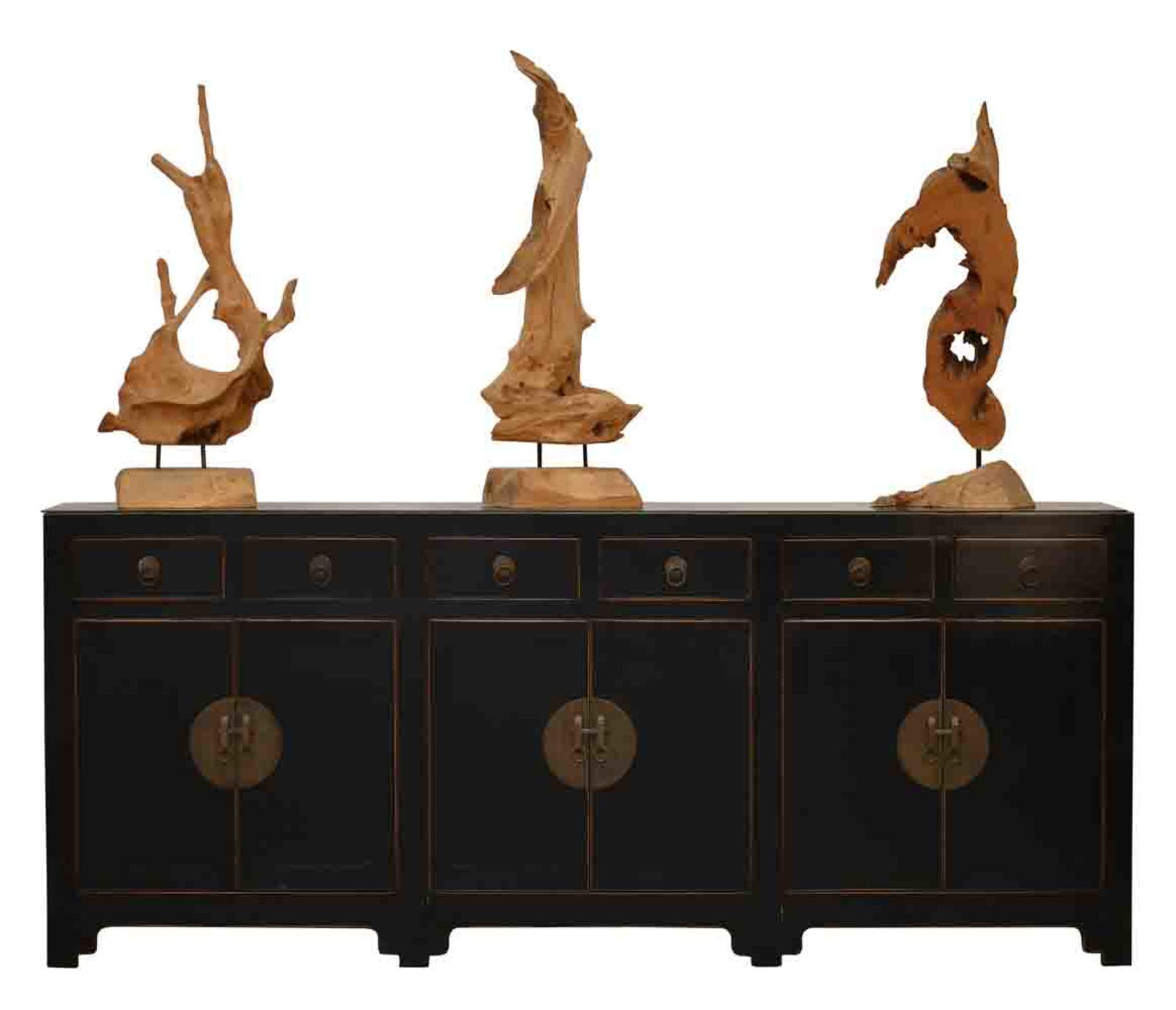 deko teakholz ast massiv 70 89 cm teak wohnaccessoires. Black Bedroom Furniture Sets. Home Design Ideas