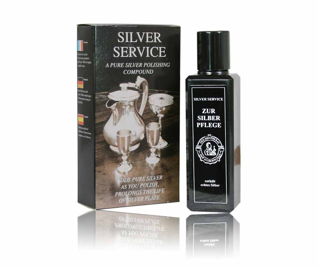 silver service pflegeprodukte von kai. Black Bedroom Furniture Sets. Home Design Ideas