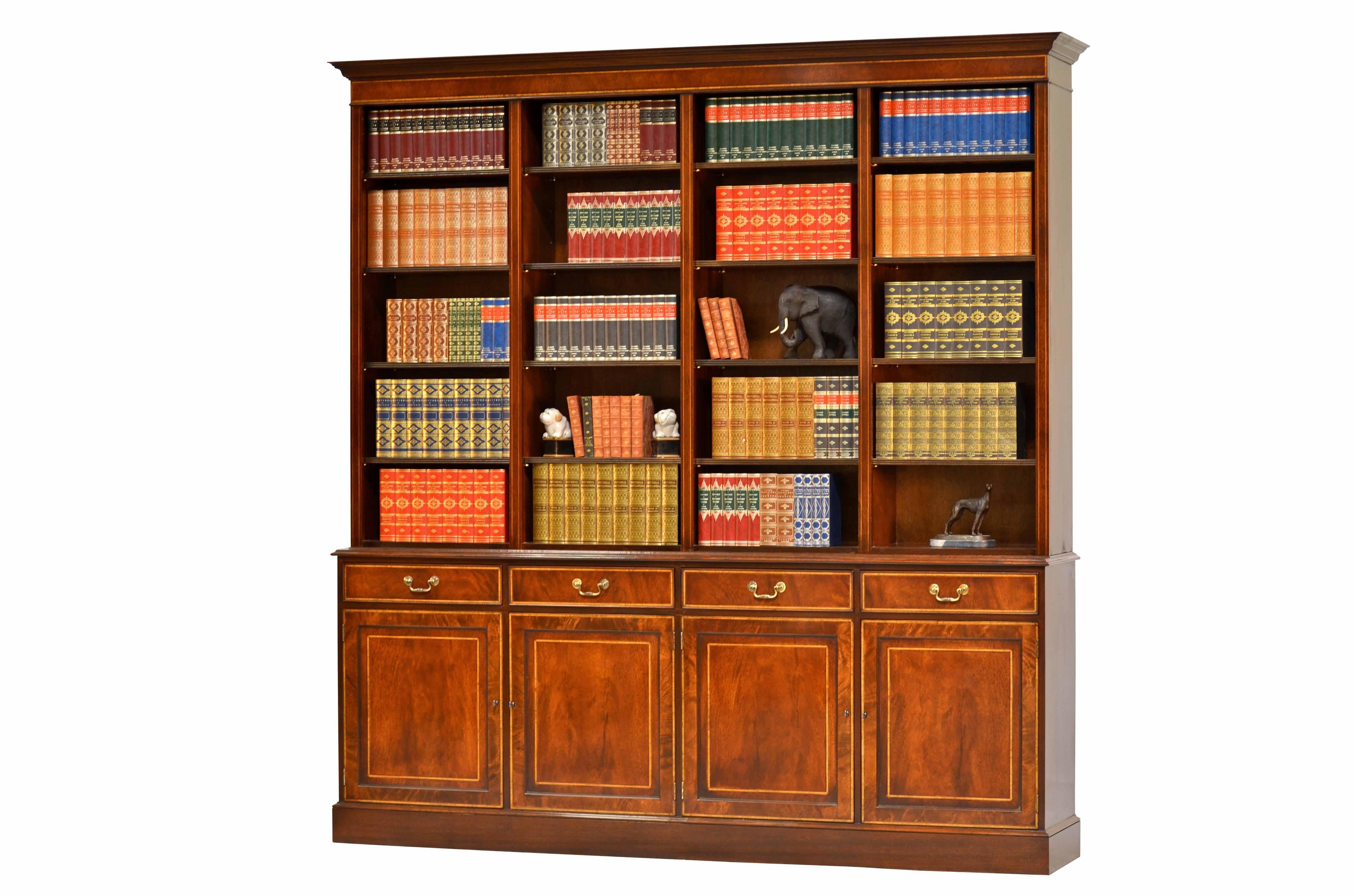 b cherschrank englische stilm bel von kai. Black Bedroom Furniture Sets. Home Design Ideas
