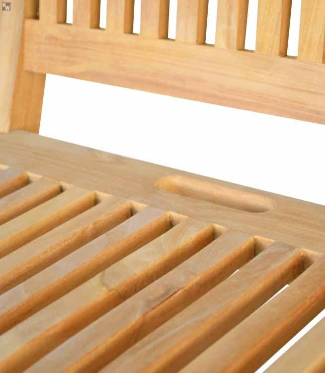 armlehnstuhl vitello teak gartenm bel von kai. Black Bedroom Furniture Sets. Home Design Ideas