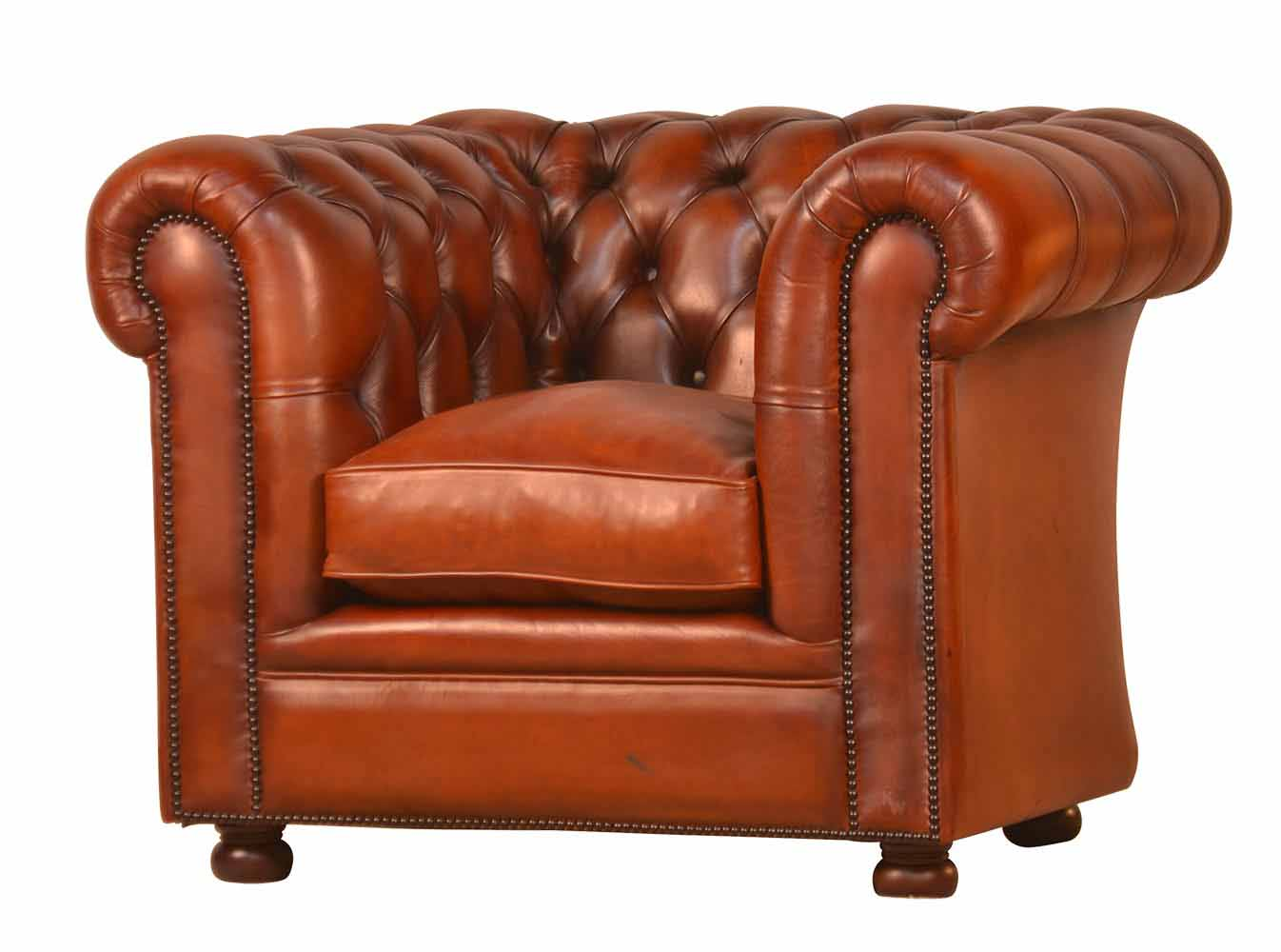 Chesterfield sessel lederm bel von kai for Sessel ohren