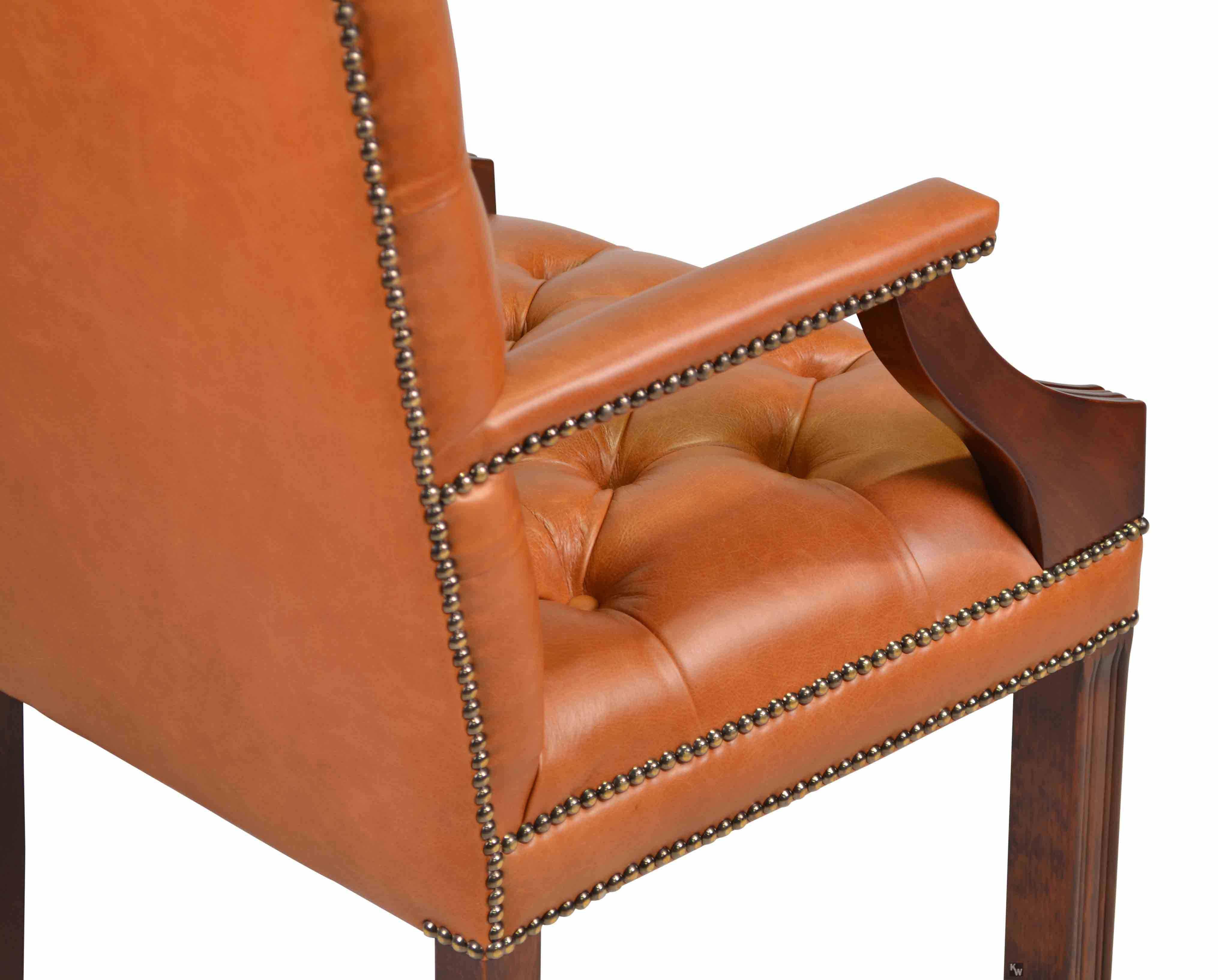 gainsborough b rosessel lederm bel von kai. Black Bedroom Furniture Sets. Home Design Ideas
