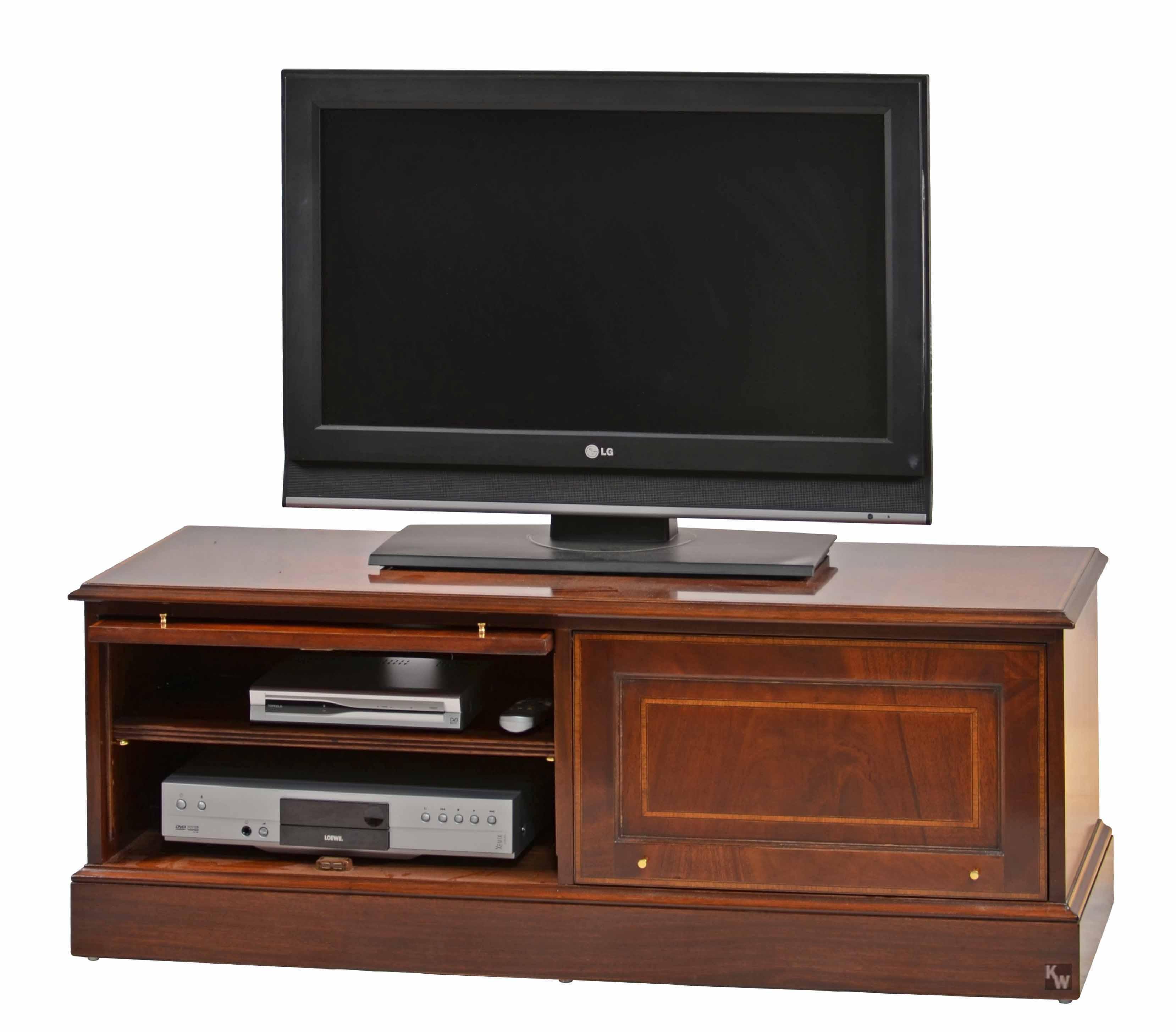 Tv Lowboard In Mahagoni Stilmöbel Von Kai Wiechmann De