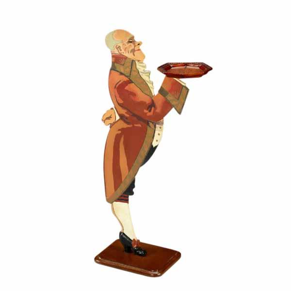 Butler figur james englische einrichtung kai wiechmann for Butlers hamburg