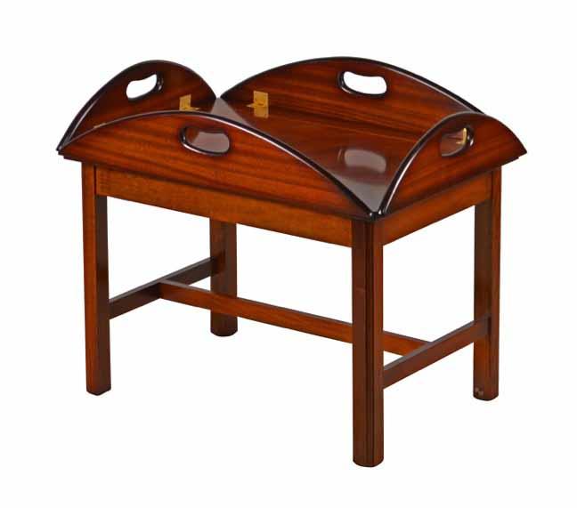 butlers tray englische stilm bel von kai. Black Bedroom Furniture Sets. Home Design Ideas