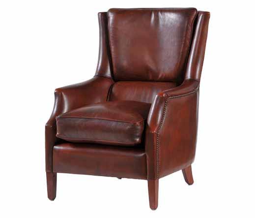 ledersessel schaf lederm bel von kai. Black Bedroom Furniture Sets. Home Design Ideas