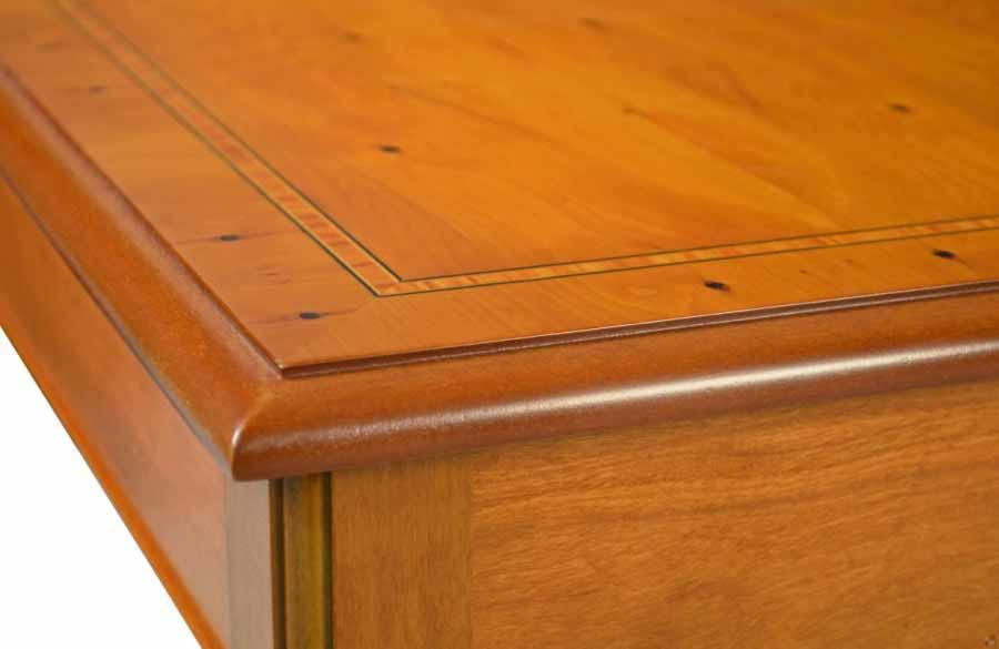 wandkonsole in eibe englische m bel von kai. Black Bedroom Furniture Sets. Home Design Ideas